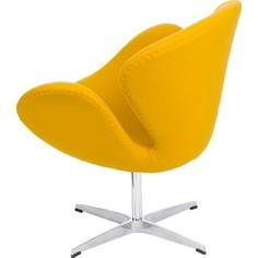 Fotel Cup żółty kaszmir B4