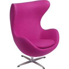 Fotel Jajo amarantowy kaszmir 39 Premium