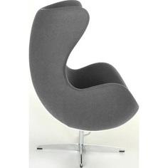Fotel Jajo szary jasny kaszmir 42 Premium