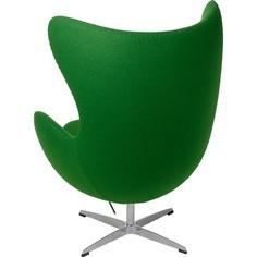 Fotel Jajo zielony kaszmir 20 Premium
