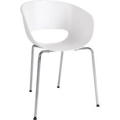 Krzesło Shell białe
