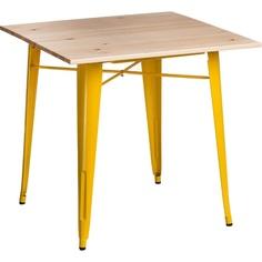 Stół Paris Wood żółty jesion