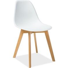 Krzesło Moris biały