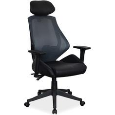 Fotel obrotowy Q-406 czarny