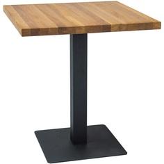 Stół Puro dąb / czarny