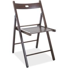 Krzesło Smart ciemny orzech