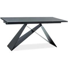 Stół Westin czarny mat