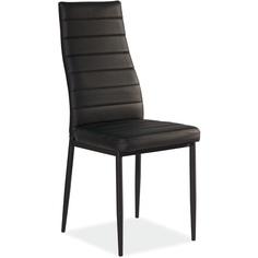 Krzesło H-261c czarny