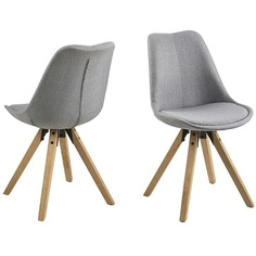 Krzesło Dima Light Grey