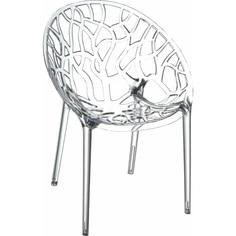 Krzesło CRYSTAL przezroczyste