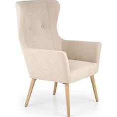 COTTO fotel wypoczynkowy beżowy
