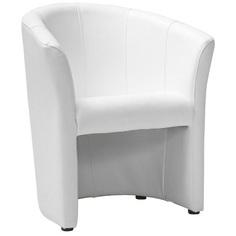 Fotel TM-1 biały