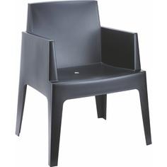 Krzesło BOX czarne