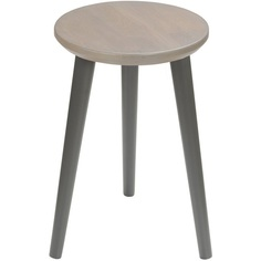 Taboret Scandi Gray / grafit 47