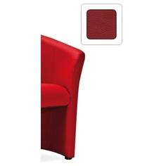 Fotel TM-1 czerwony