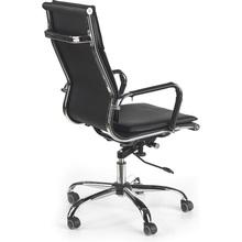 Fotel gabinetowy MANTUS czarny Halmar do biurka.