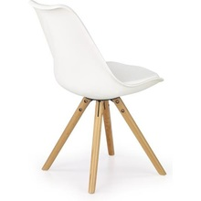K201 krzesło białe