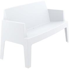 BOX SOFA biała