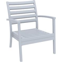 Krzesło ARTEMIS XL srebrnoszare