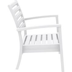Krzesło ARTEMIS XL białe