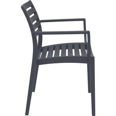 Krzesło ARTEMIS ciemnoszare