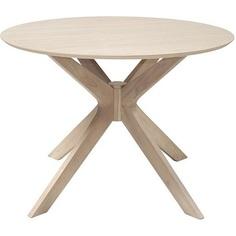 Okrągły stół Duncan 105 dąb