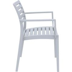 Krzesło ARTEMIS srebrnoszare