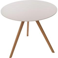 Okrągłu stół Rocket biały Intesi