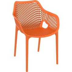 Krzesło AIR XL pomarańczowe