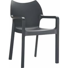 Krzesło DIVA czarne