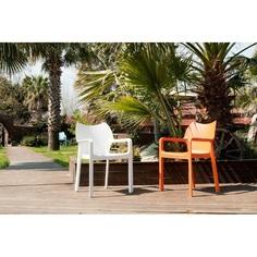 Krzesło DIVA białe