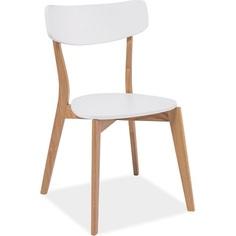 Drewniane krzesło Mosso Signal