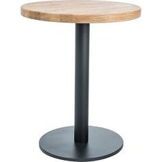 Okrągły stół Puro II Wood 70 dąb Signal