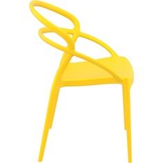Krzesło PIA żółte