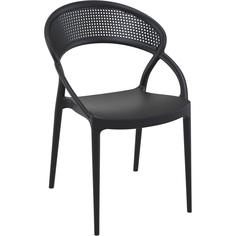 Krzesło SUNSET czarne