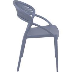 Krzesło SUNSET ciemnoszare