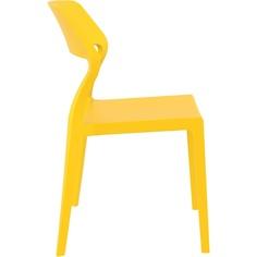 Krzesło SNOW żółte