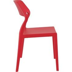 Krzesło SNOW czerwone