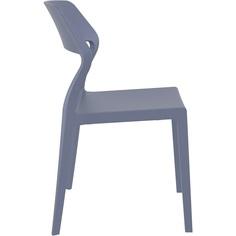 Krzesło SNOW ciemnoszare