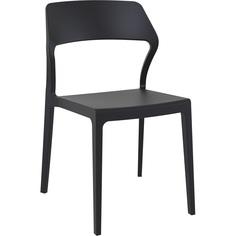 Krzesło SNOW czarne