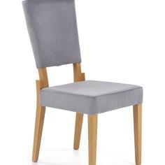 Tapicerowane krzesło Sorbus dąb Halmar
