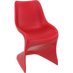 Krzesło BLOOM czerwone