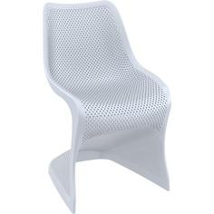 Krzesło BLOOM srebrnoszare