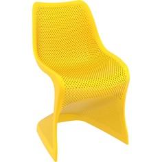 Krzesło BLOOM żółte