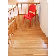 Krzesło ELIZABETH lśniące czerwone
