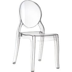 Krzesło ELIZABETH przezroczyste