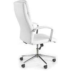 Fotel biurowy Aurelius biały Halmar