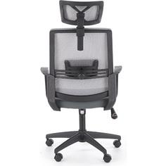 Fotel biurowy Arsen popiel Halmar