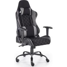 Fotel biurowy Drake czarny Halmar