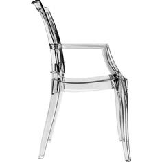 Krzesło ARTHUR przezroczyste
